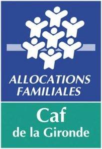 Logo CAF de la Gironde