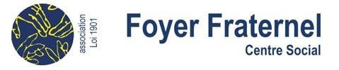 Logo bandeau Foyer Fraternel - Centre Social